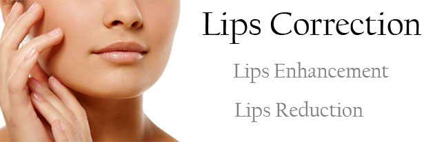 Operasi Menipiskan Bibir - Lips Reduction